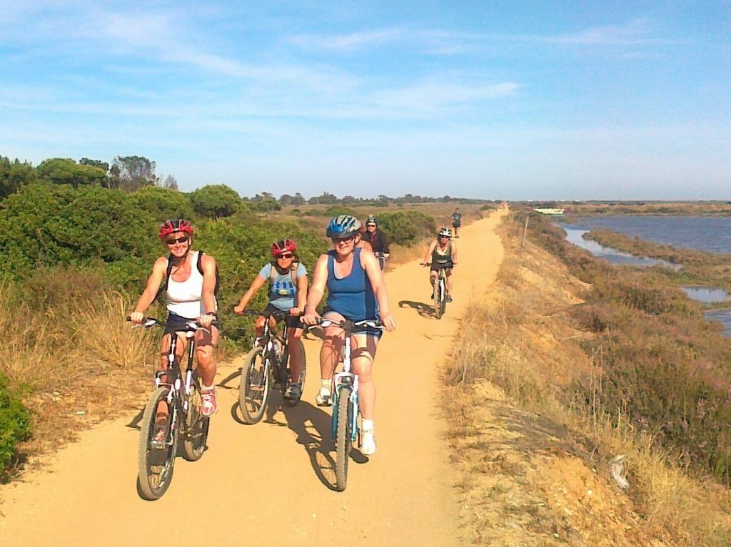 Family Friendly Cycle and Beach