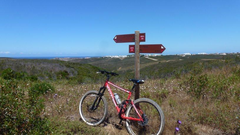 Rota Vicentina - Mountain Biking