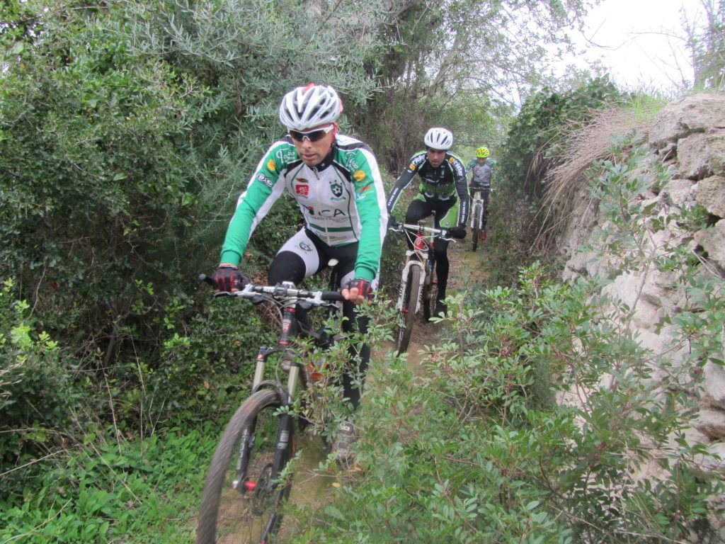 Albufeira to Algibre trails