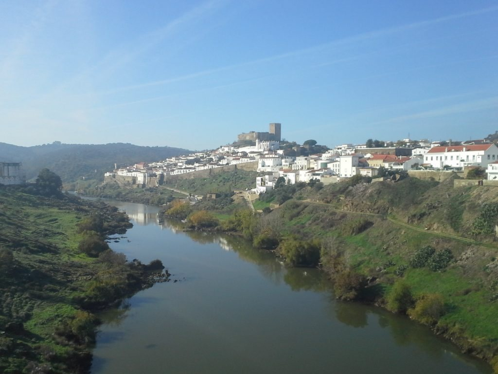 Guadiana River Guided Tour 9th to 12th January 2020